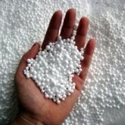 Perlas de poliestireno
